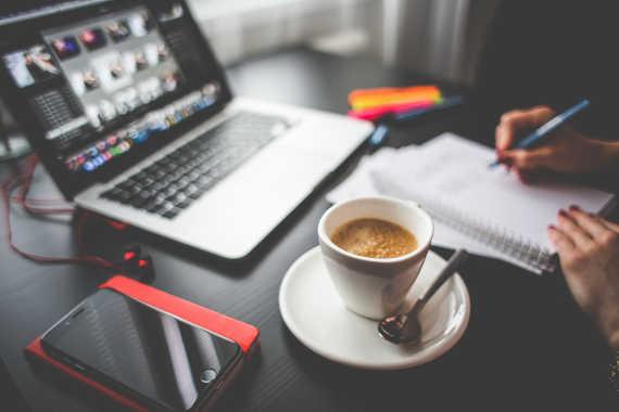 schrijven van online marketingplan